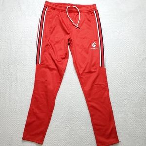 Rocawear Red Jogger Pants Size Large